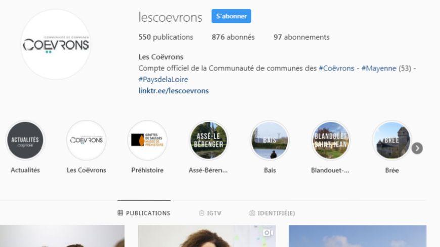 Le compte Instagram des Coévrons est numéro 1 en France