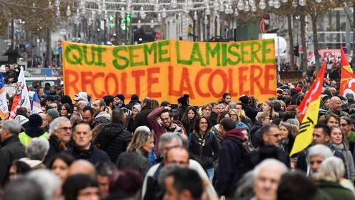 Mobilisation contre la réforme des retraites : les syndicats espèrent dépasser les scores du 5 décembre