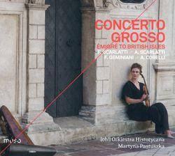 Concerto grosso d'après la sonate en Sol Maj op 1 n°1 de Geminiani : 4. Allegro