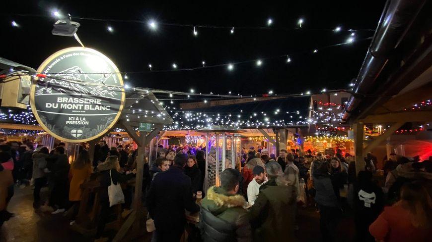 Cette année, le marché de Noël d'Annecy (Haute-Savoie) va encore battre des records de fréquentation.