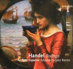Rodrigo : Per dar pregio all'amar mio (Acte I Sc 12) Air d'Esilena - MARIA RICCARDA WESSELING