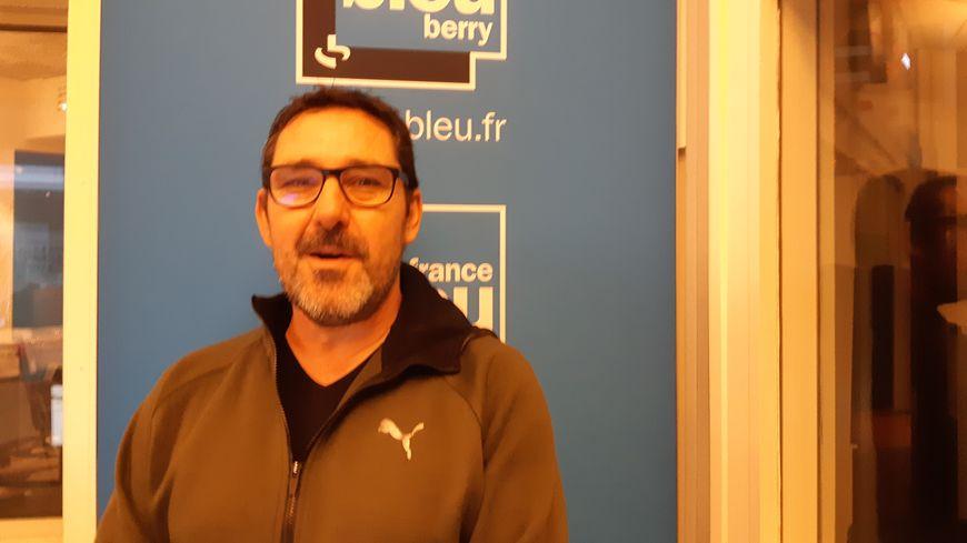 Stéphane Charpentier, conseiller à l'espace info énergie à l'ADIL de l'Indre