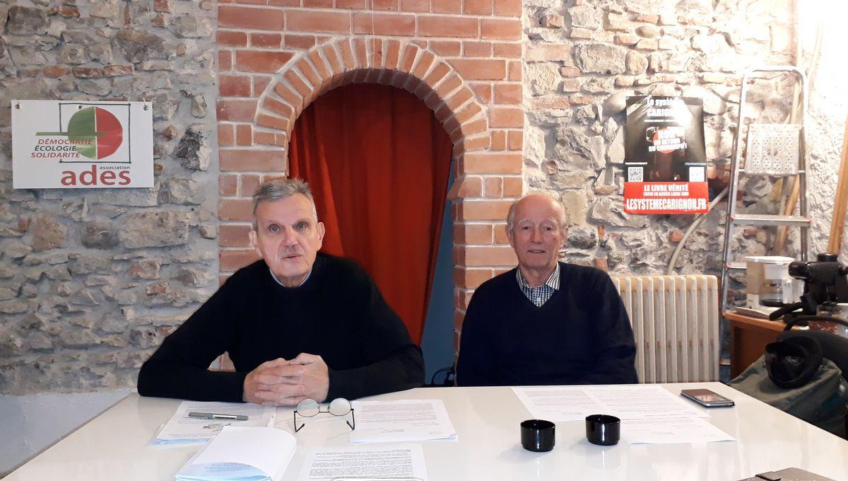 """Raymond Avrillier veut empêcher le retour de celui qu'il appelle le """"corrompu"""" à la mairie de Grenoble"""