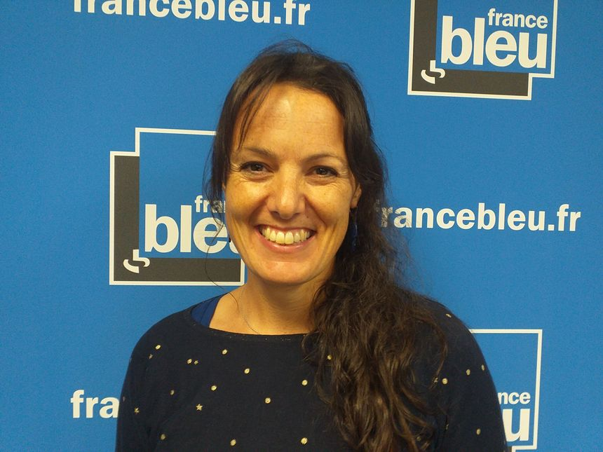 Julia Virat, guide de haute montagne et membre du jury