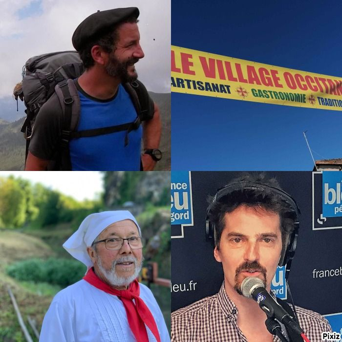 D Bordes , la Foire expo,Elie Coustaty, Guilhem Surpas