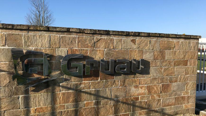 1 600 salariés travaillent au sein de l'entreprise Gruau dans le monde entier.