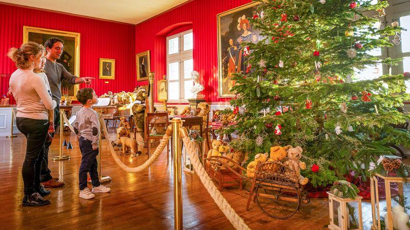 Noel au Chateau d'Amboise