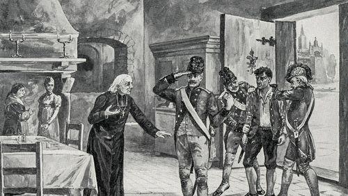 """La Nuit des feuilletons 1/2 (10/13) : """"Les Misérables"""" de Victor Hugo, 1er épisode : """"Valjean"""" avec Jean Vilar et Georges Wilson"""
