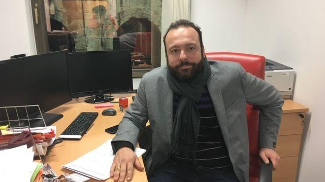 Patrick Bottero, vice-procureur au TGI de Nîmes.