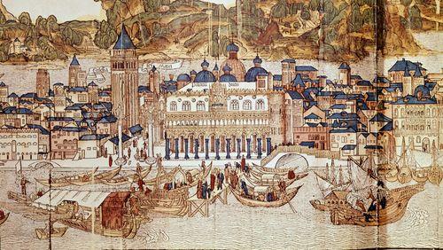 Déambulations historiques (2/4) : Elisabeth Crouzet-Pavan, Histoire(s) de Venise