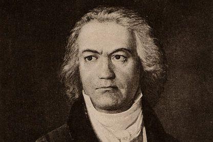Ludwig van Beethoven vers 1754