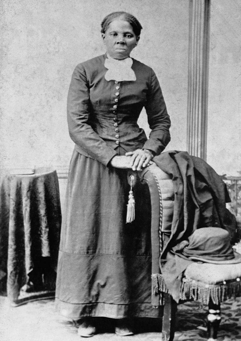 Portrait d'Harriet Tubman.• Crédits : Corbis - Getty