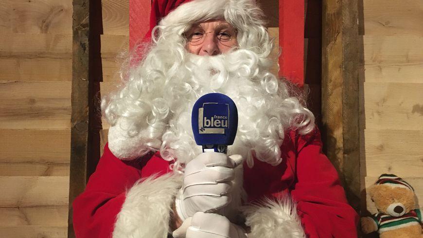 Le Père Noel est notre invité ce mercredi 25 décembre.