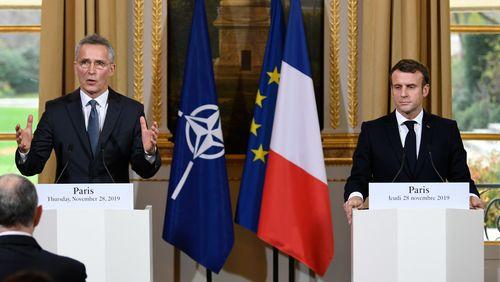 """L'OTAN en """"mort cérébrale"""" : faut-il prononcer le décès ?"""