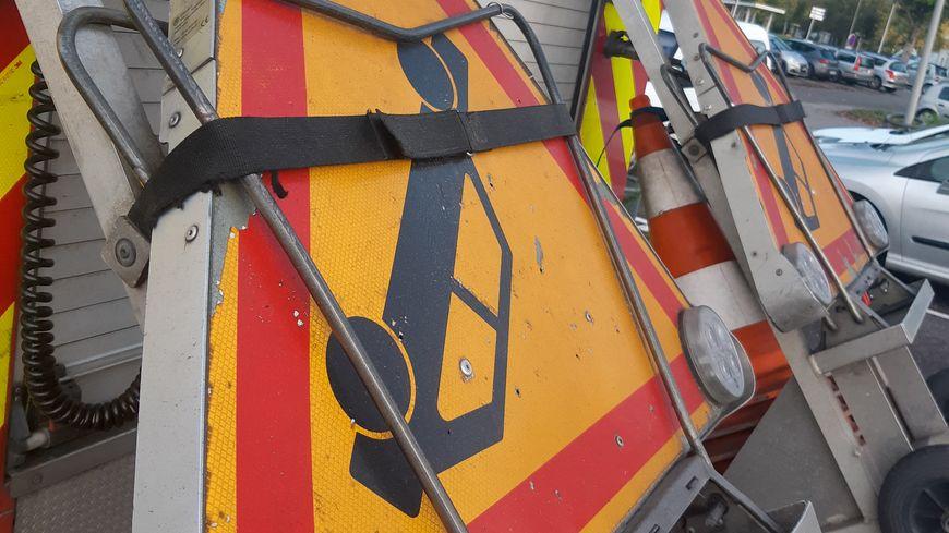 L'accident s'est produit vers 17 h 30 à Guichainville.