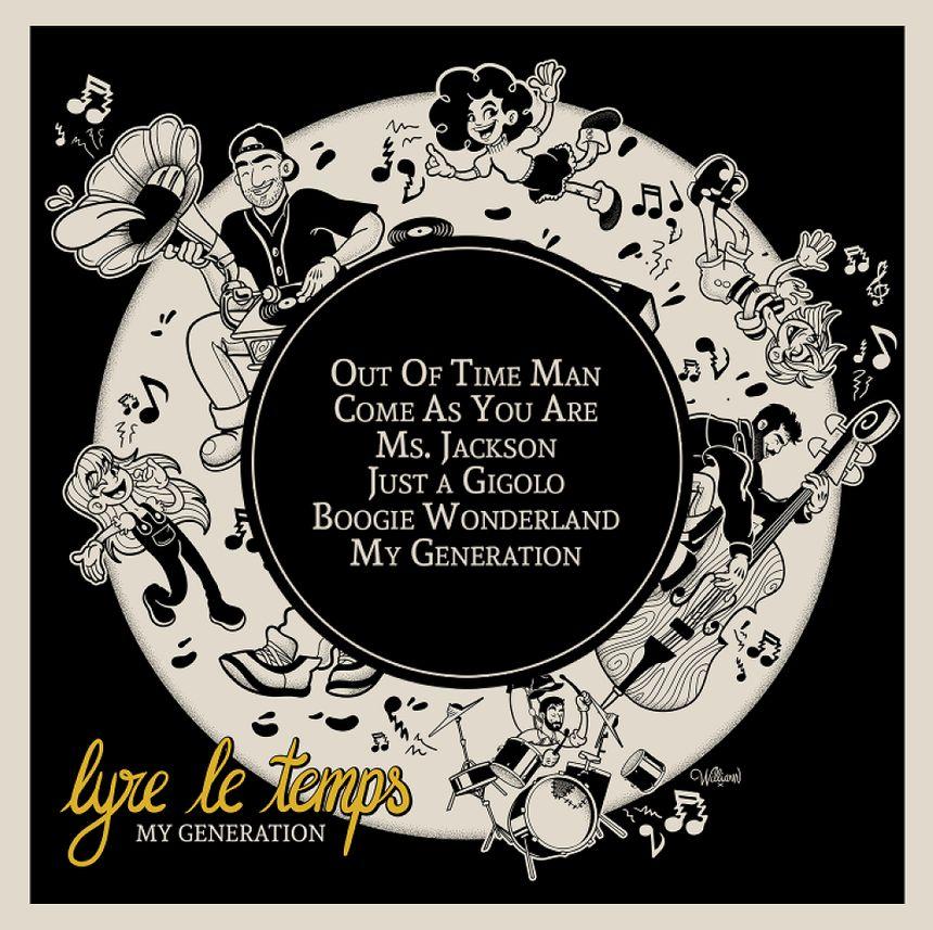 """Lyre Le Temps """"My Generation"""""""