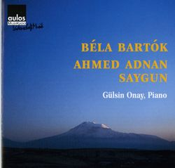Prelude uber aksak-rhythmen op 45 pour piano : N°1 - GULSIN ONAY