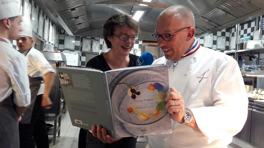 Franck Putelat, chef étoilé et Meilleur Ouvrier de France