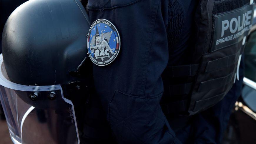 Policier de la BAC (illustration)