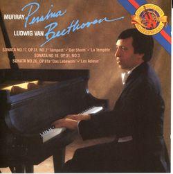 Sonate nº17 en ré min pour piano op 31 nº2 la tempete : Largo; Allegro - MURRAY PERAHIA