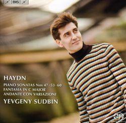 Larking with Haydn/Quatuor à cordes n°53 en Ré Maj op 64 n°5 HOB III : 63 : Vivace - réduction pour piano - Yevgeny Sudbin