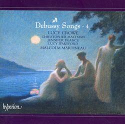 Les papillons L 21 - pour soprano et piano - LUCY CROWE