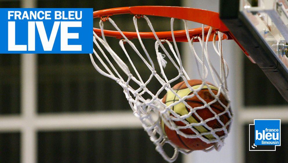 EN DIRECT - Basket JeepELITE (J12) : suivez le match du Limoges CSP face à l'Élan Chalon