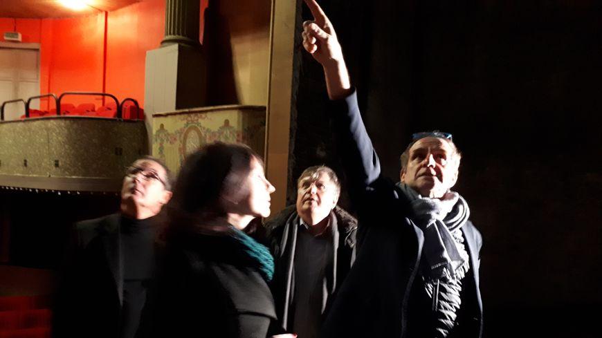 """""""Christian"""" des Bodin's appuie le combat de l'association Masquarades"""