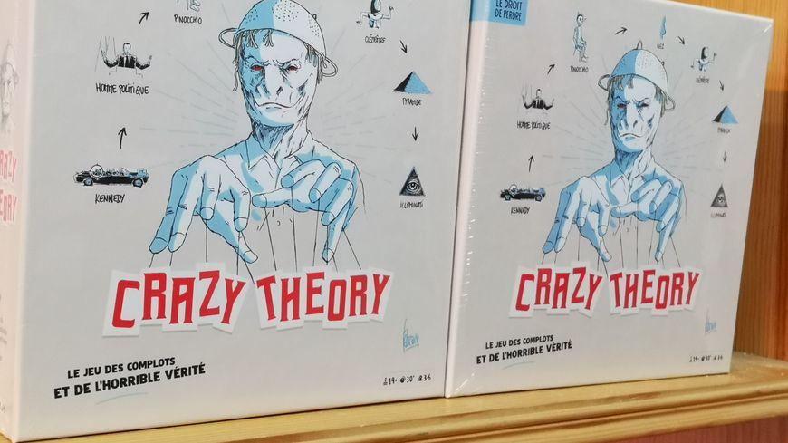 CRAZY THEORIES, le jeu de société imaginé par deux copains de Pézenas