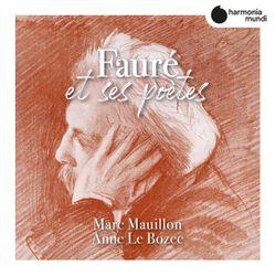2 Mélodies op 1 : 1. Le papillon et la fleur- pour baryton et piano - MARC MAUILLON