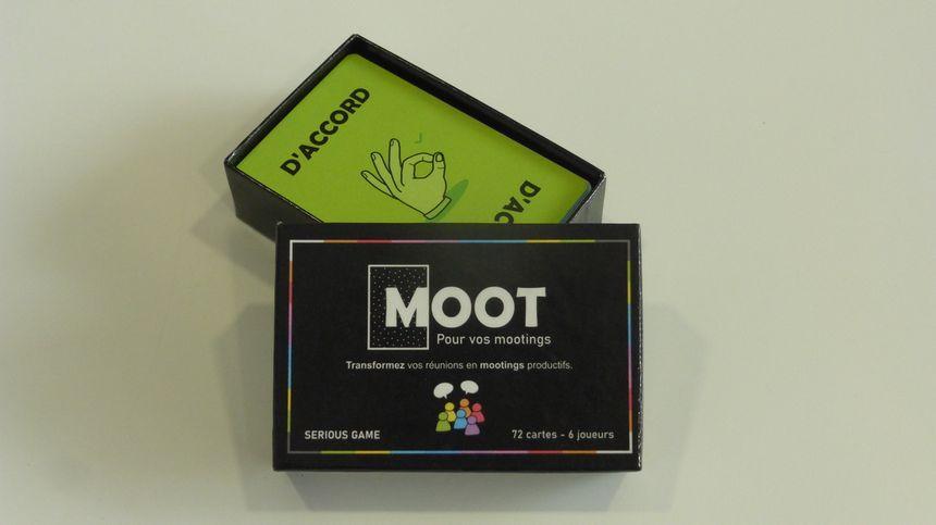 Moot, le nouveau jeu proposé par Carrementjeu.