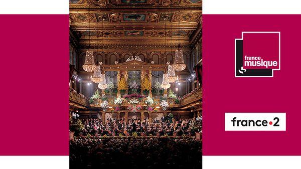 Le Concert du Nouvel An 2020 en direct de Vienne
