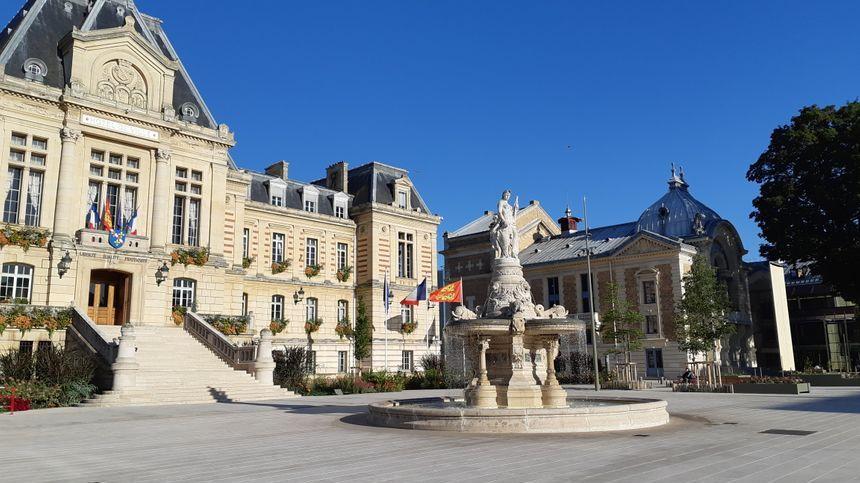 """Dans un communiqué, la mairie d'Évreux ne voit dans le publireportage qu'une """"brève synthèse du patrimoine vert"""" de la ville (illustration)."""