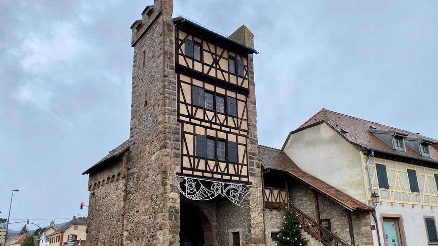 Cernay, Porte de Thann