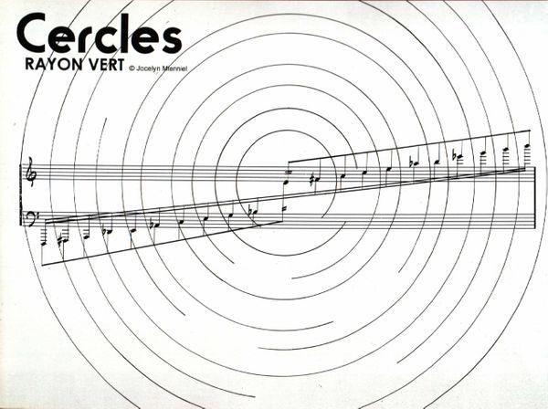 Partition graphique de Cercles