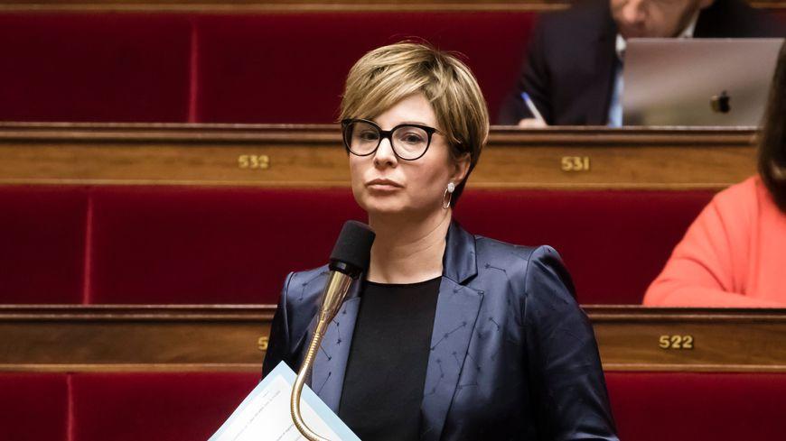 La députée Audrey Dufeu-Schubert participe au mois sans alcool