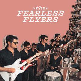 """Pochette de l'album """"The Fearless Flyers"""" par The Fearless Flyers"""