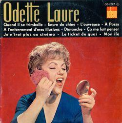 L'ouvreuse - Odette Laure