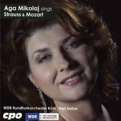 4 letzte Lieder TrV 296 (intégrale) : Frühling - AGA MIKOLAJ