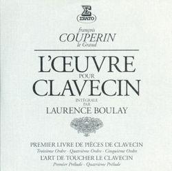 Pièces de clavecin Livre I 3ème ordre en ut : 11. Les matelotes provençales - LAURENCE BOULAY