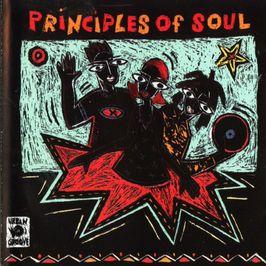 """Pochette de l'album """"Principles of soul"""" par Principles Of Soul"""