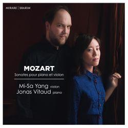Sonate pour violon et piano n°35 en Sol Maj K 379 : 2.Thème : Andante cantabile et 5 variations - MI-SA YANG