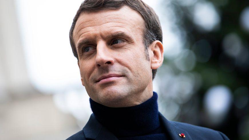 Le Président de la République Emmanuel Macron (photo d'illustration)
