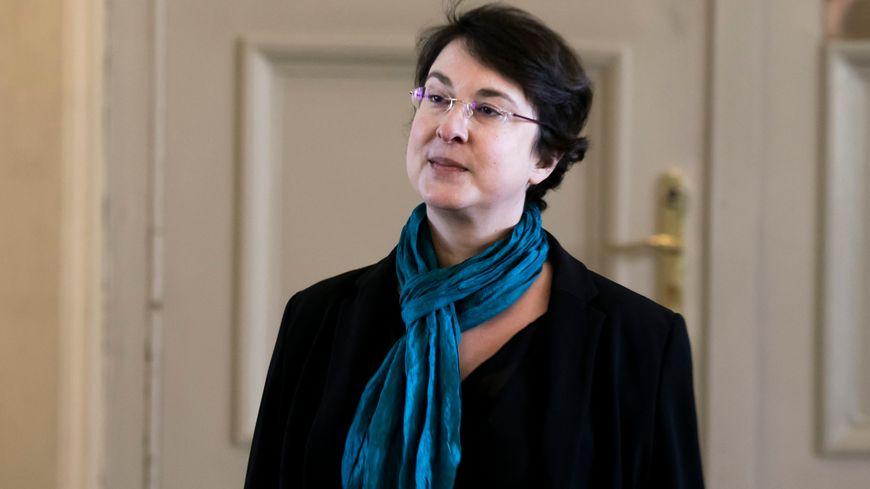 Muriel Ressiguier, la députée de la France Insoumise de Montpellier attaquée en justice par deux collaboratrices