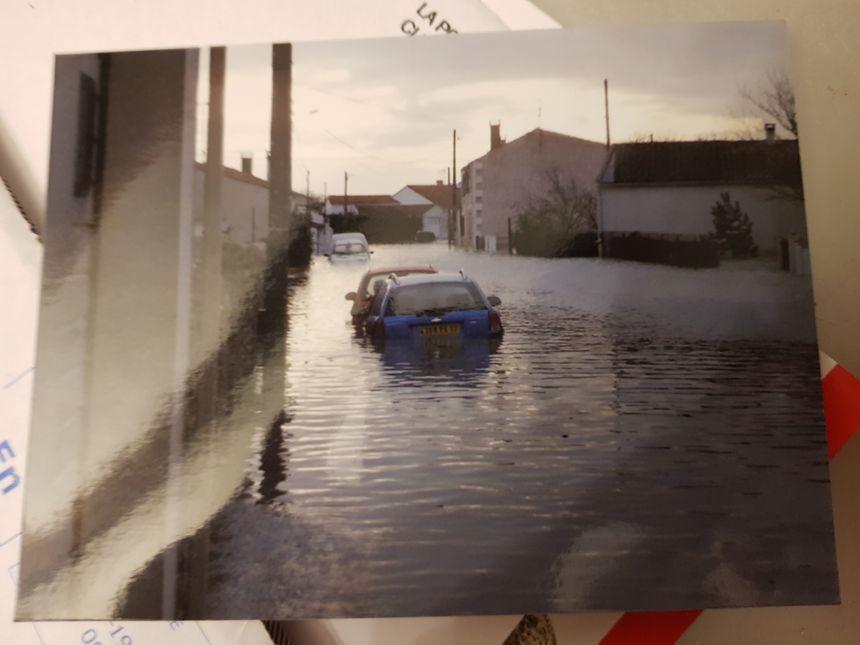 Le paysage était apocalyptique au lendemain de la tempête Martin à Port-des-Barques