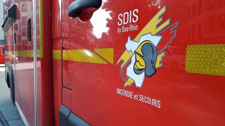 Photo d'illustration des pompiers du Bas-Rhin