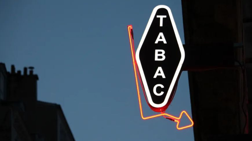 Bureau de tabac / photo d'illustration