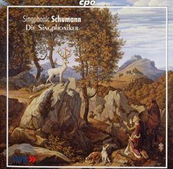 Frühe op 137 n°4 - pour voix d'hommes et 4 cors - SINGPHONIKER