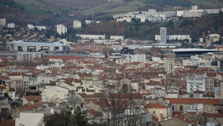 La ville de Saint-Étienne a gagné plusieurs centaines d'habitants en cinq ans.