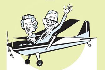 Il y a environ 16 millions de retraités en France